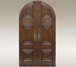 Arte de mexico architectural elements doors for Double door design catalogue